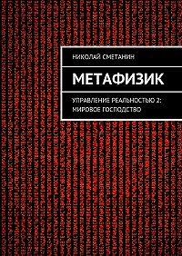 Николай Сметанин -Метафизик. Управление реальностью 2: Мировое господство