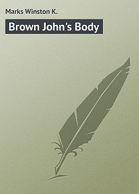Winston Marks -Brown John's Body