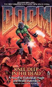 Дэфид Хью -DOOM: По колено в крови