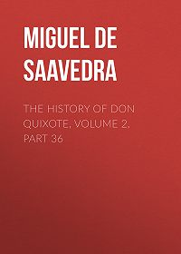 Miguel Cervantes -The History of Don Quixote, Volume 2, Part 36