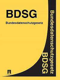 Deutschland -Bundesdatenschutzgesetz – BDSG