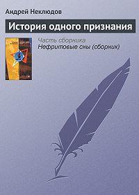 Андрей Неклюдов -История одного признания