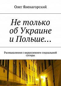 Олег Яненагорский -Нетолько обУкраине иПольше… Размышления свкраплением социальной сатиры