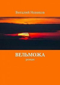 Виталий Новиков -Вельможа. роман