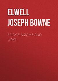 Joseph Elwell -Bridge Axioms and Laws