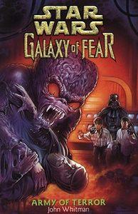 Джон Уайтман -Галактика страха 6: Армия ужаса
