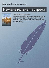 Евгений Константинов -Нежелательная встреча