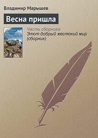 Владимир Марышев - Весна пришла