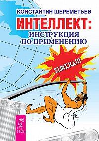 Константин Шереметьев -Интеллект: инструкция по применению