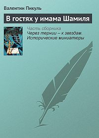 Валентин Пикуль - В гостях у имама Шамиля