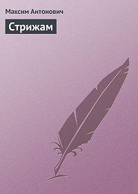 Максим Антонович -Стрижам