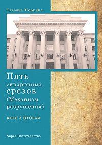 Татьяна Норкина -Пять синхронных срезов (механизм разрушения). Книга вторая