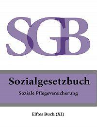 Deutschland -Sozialgesetzbuch (SGB) Elftes Buch (XI) – Soziale Pflegeversicherung