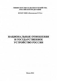 Дмитрий Порфирьев -Национальные отношения и государственное устройство России