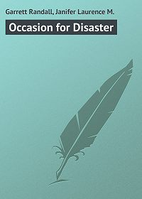 Laurence Janifer -Occasion for Disaster
