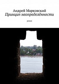 Андрей Марковский -Принцип неопределённости. роман