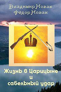 Федор Новак -Жизнь в Царицыне и сабельный удар
