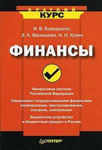 И. В. Бородушко, Э. К. Васильева, Н. Н. Кузин - Финансы
