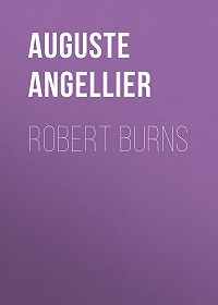 Auguste Angellier -Robert Burns