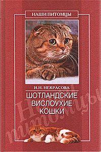 Ирина Некрасова -Шотландские вислоухие кошки