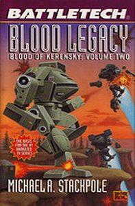 Майкл Стэкпол -Кровь Керенского-2: Кровавое наследство