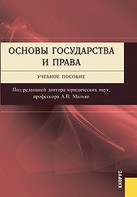 Коллектив Авторов - Основы государства и права