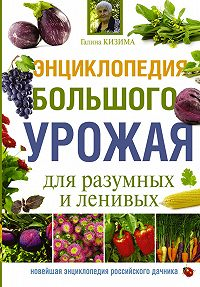 Галина Кизима -Энциклопедия большого урожая для разумных и ленивых