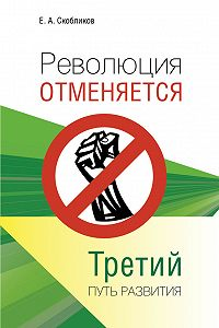 Евгений Скобликов -Революция отменяется. Третий путь развития