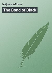 William Le Queux -The Bond of Black