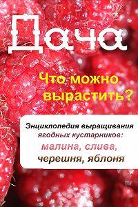 Илья Мельников -Что можно вырастить? Энциклопедия выращивания ягодных кустарников: малина, слива, черешня, яблоня