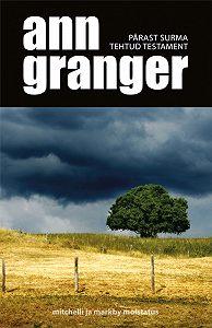 Ann Granger -Pärast surma tehtud testament