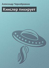 Александр Чернобровкин -Кинслер пикирует