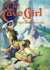 Эдгар Берроуз -Пещерная девушка