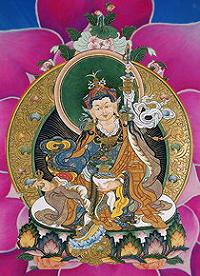 Падмасамбхава -Воспитание ума в Ваджраяне