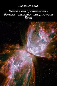 Юрий Низовцев -Новое – от противного – доказательство присутствия Бога