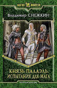 Владимир Снежкин - Князь Палаэль. Испытания для мага