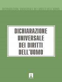 Italia -Dichiarazione Universale dei Diritti dell'Uomo