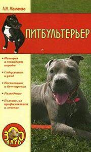 Линиза Жалпанова -Питбультерьер