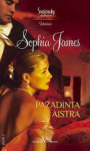 Sophia James -Pažadinta aistra