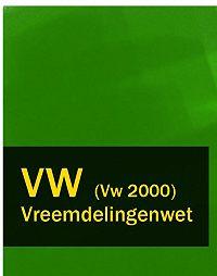 Nederland -Vreemdelingenwet – VW (Vw 2000)