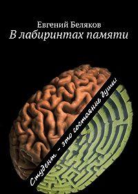 Евгений Беляков -В лабиринтах памяти. Студент– это состояние души!