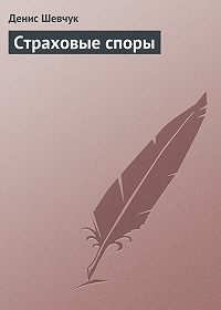 Денис Шевчук -Страховые споры
