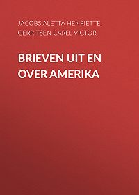 Carel Gerritsen -Brieven uit en over Amerika