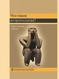 Томас Хилланд Эриксен -Что такое антропология?
