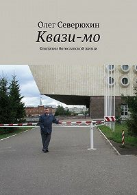 Олег Северюхин -Квази-мо. Фантазии богославской жизни