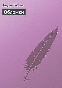 Андрей Соболь -Обломки