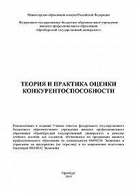 Коллектив Авторов - Теория и практика оценки конкурентоспособности