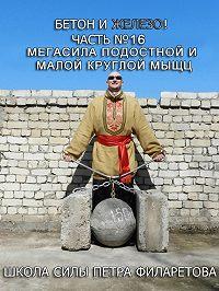 Петр Филаретов -Мегасила подостной и малой круглой мышц