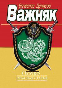 Вячеслав Денисов - Особо опасная статья