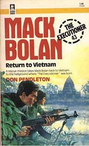 Дон Пендлтон -Миссия во Вьетнаме